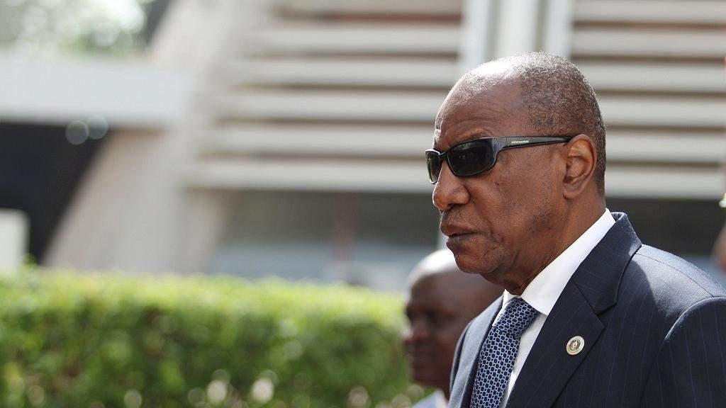 L'opposition guinéenne quitte l'Assemblée nationale