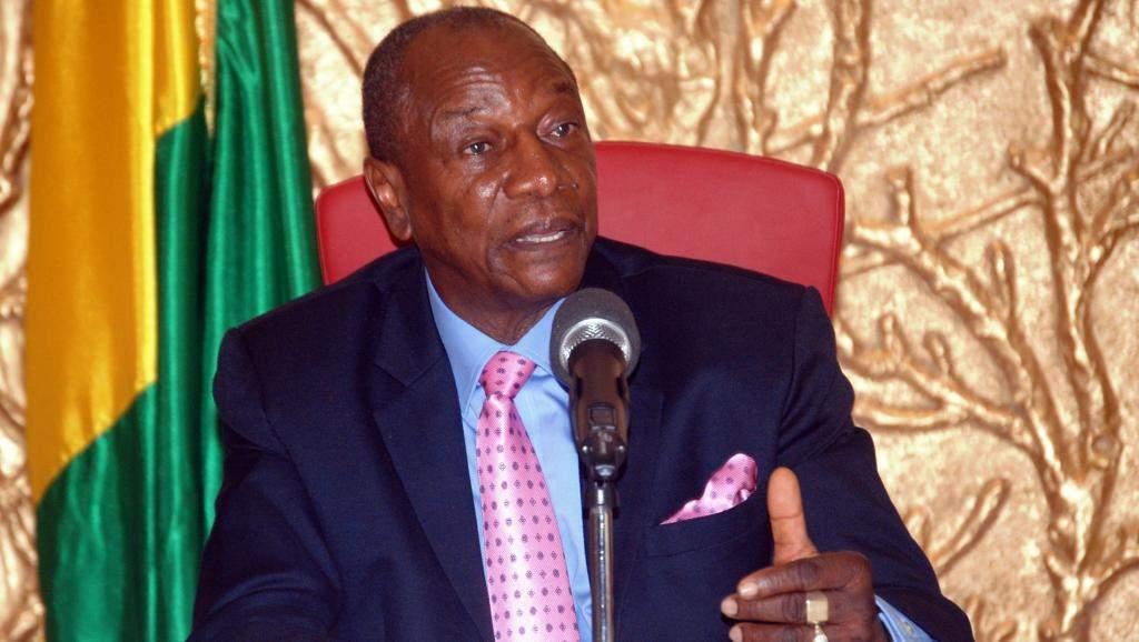 Alpha Condé : «Je dirigerais  la Guinée jusqu'au jour où Dieu voudra»