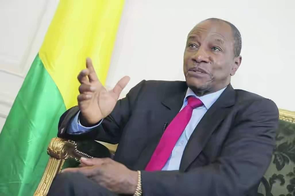 Alpha Condé révèle les relations entre la Guinée et l'Algérie
