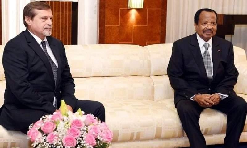 Voici comment Paul Biya a 'dribblé' Vladimir Poutine