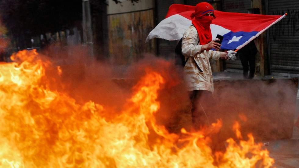 Urgent/ La Cop 25 n'aura plus lieu en Chili