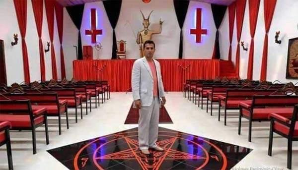 """La toute première """"Eglise de Satan"""" va bientôt ouvrir ses portes en France"""