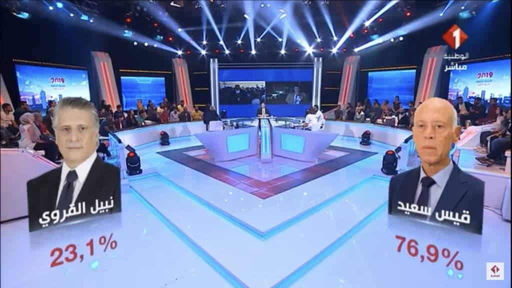 Le nouveau président de la Tunisie est connu ( premiers résultats)