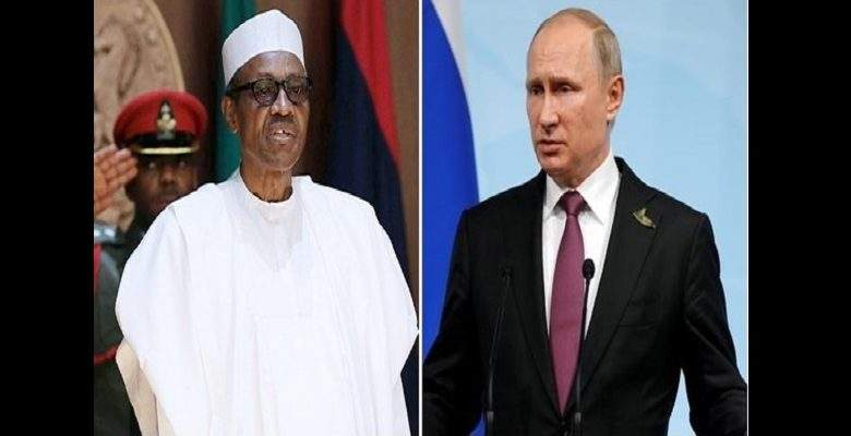 Lutte contre Boko Haram : le président Buhari fait appel à Poutine
