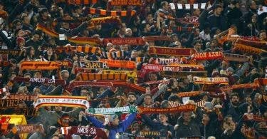 Football : exclusion à vie d'un supporter raciste de la AS Roma