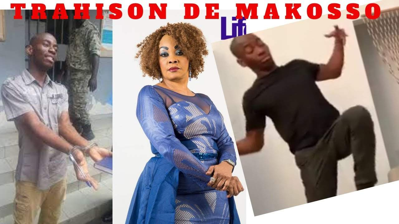 Tina Glamour accuse Makosso d'avoir divulgué le don de Hamed Bakayoko