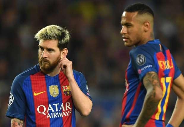 «Neymar est un traitre» selon Messi