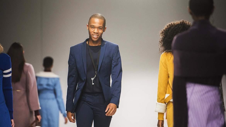 Thebe Magugu, premier designer africain à remporter le prix LVMH