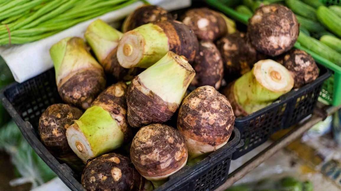 Lifestyle : 9 bienfaits du taro sur la santé