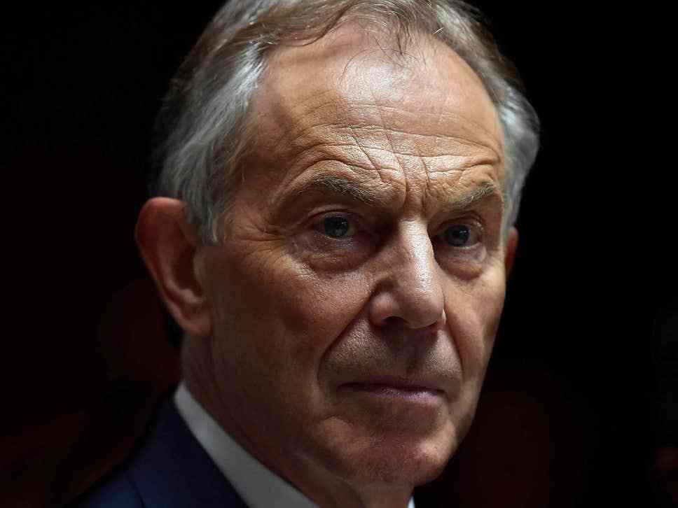 Des Britanniques souhaiteraient que Tony Blair soit jugé comme criminel de guerre