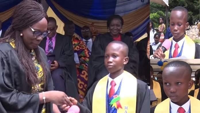 Incroyable: À 12 ans seulement, il intègre l'Université ghanéenne