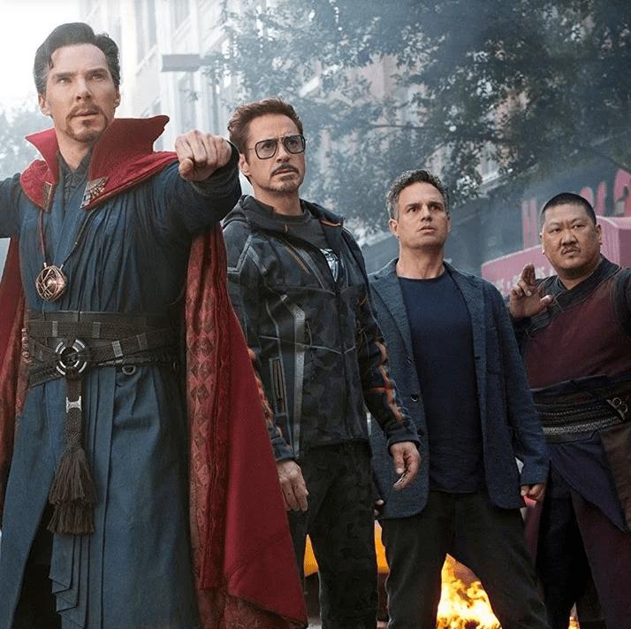 Voici les cinq nouveaux films annoncés par Marvel