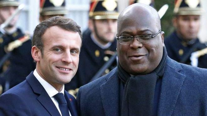 La France s'apprête à soutenir militairement la RDC