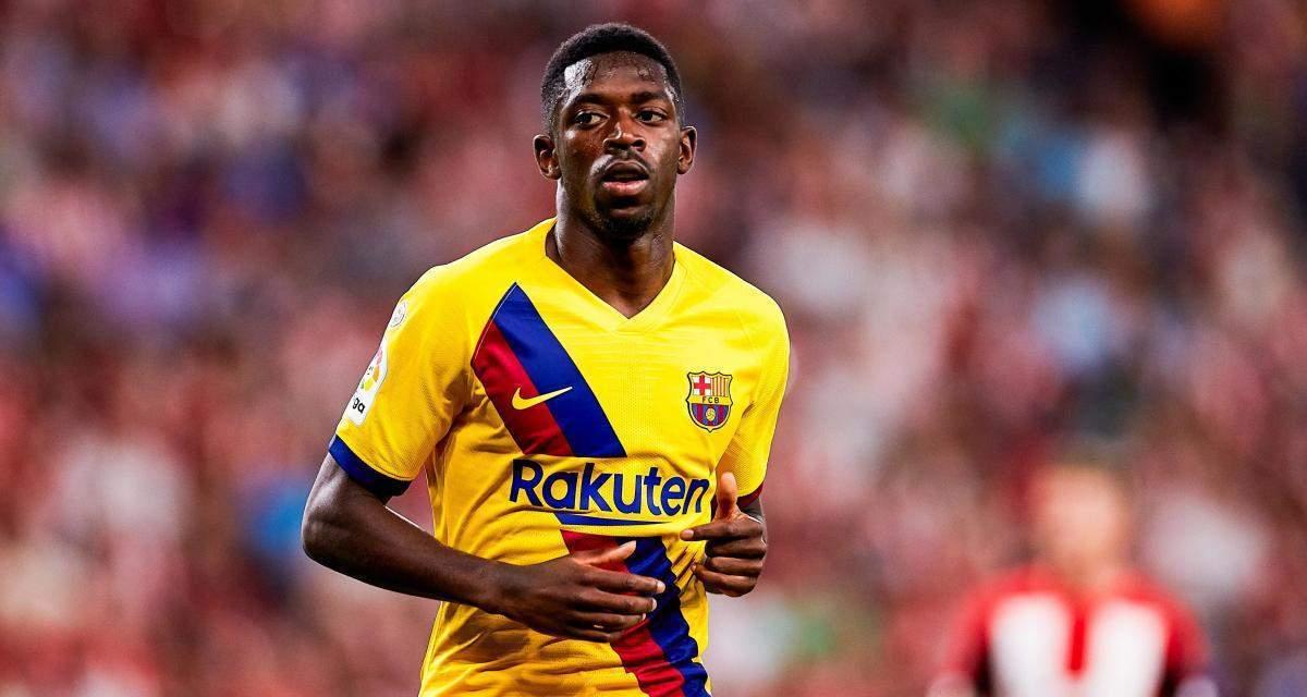 Barça : Dembélé vu comme un bandit au Borussia Dortmund