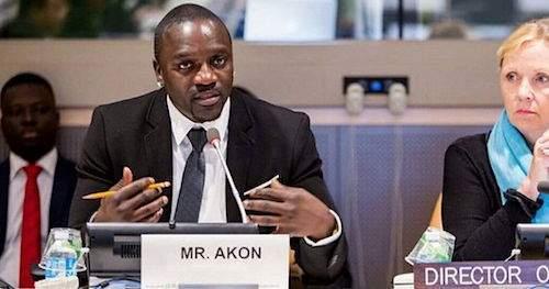 Sénégal: Découvrez le projet de ville futuriste du chanteur Akon