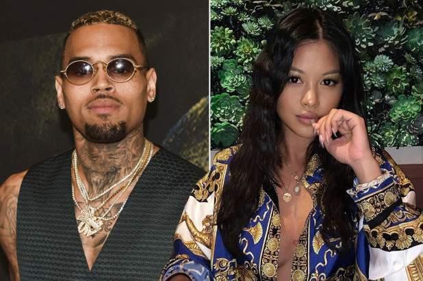 Chris Brown heureux d'annoncer la naissance de son deuxième enfant