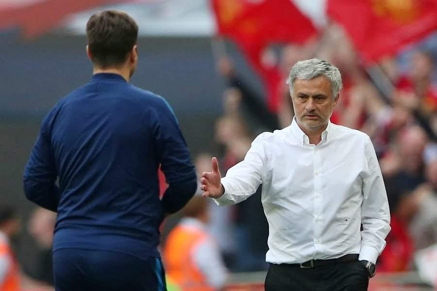 Tottenham: Mourinho rend hommage à Pochettino