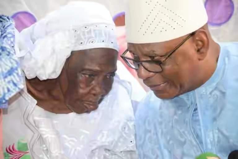 Kadia Togola, la doyenne du district de Bamako est morte à 129 ans