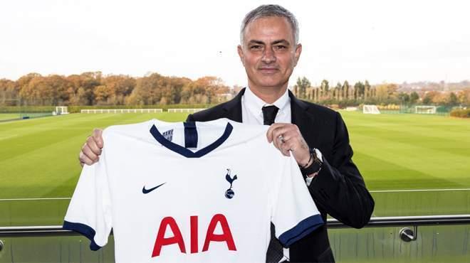 Tottenham: Le salaire incroyable de José  Mourinho est dévoilé