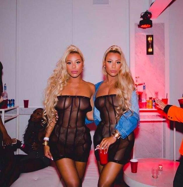 Zoom sur Shannon et Shannade Clermont : Les jumelles américaines prêtes à remplacer Kim Kardashian