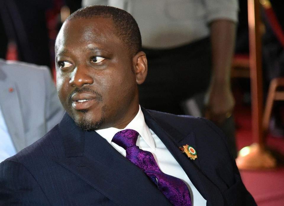 Guillaume Soro, un ancien ministre qui veut diriger la Côte d'Ivoire