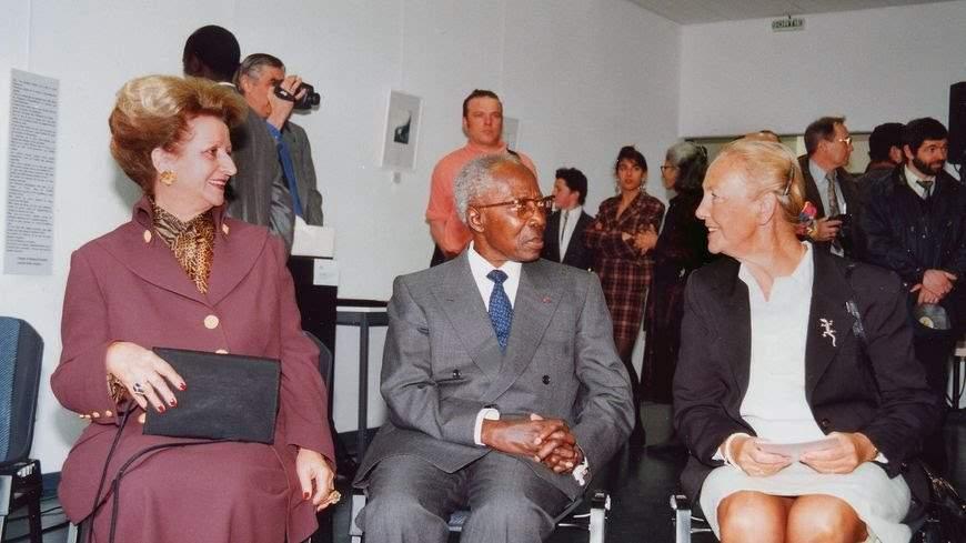 Colette Senghor, la veuve de l'ancien président sénégalais est décédée