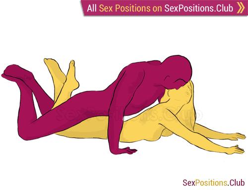 5 positions pour une se3ualité épanouie