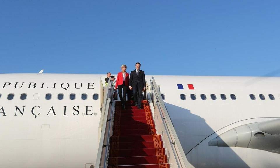 225 kilos de cocaïne découverts à bord de l'avion de la présidence française
