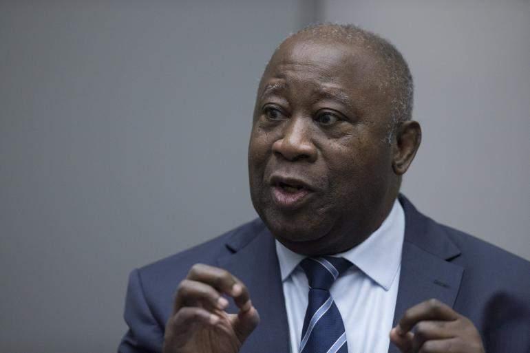 «Un déluge de feu s'abat sur le régime» disait Gbagbo  à son parti