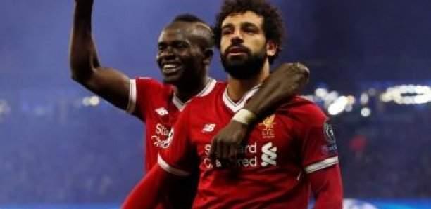 Ballon d'Or africain : Sadio Mané et Mohamed Salah nommés