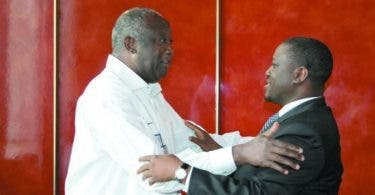 Laurent Gbagbo pose sa condition pour rencontrer Guillaume Soro