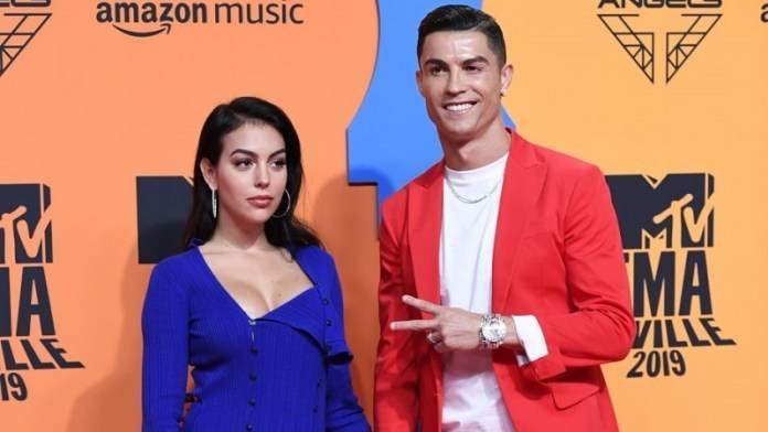 People : Cristiano Ronaldo et Georgina Rodriguez mariés en secret ?