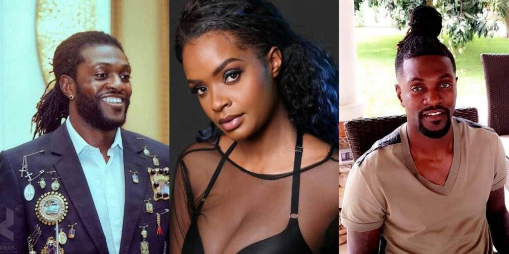 Face au chagrin d'amour, Emmanuel Adebayor s'en sort grâce à l'amour de sa fille