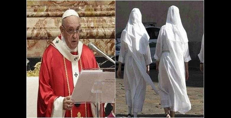 Deux nonnes tombent enceintes après une mission en Afrique, l'église catholique réagit!