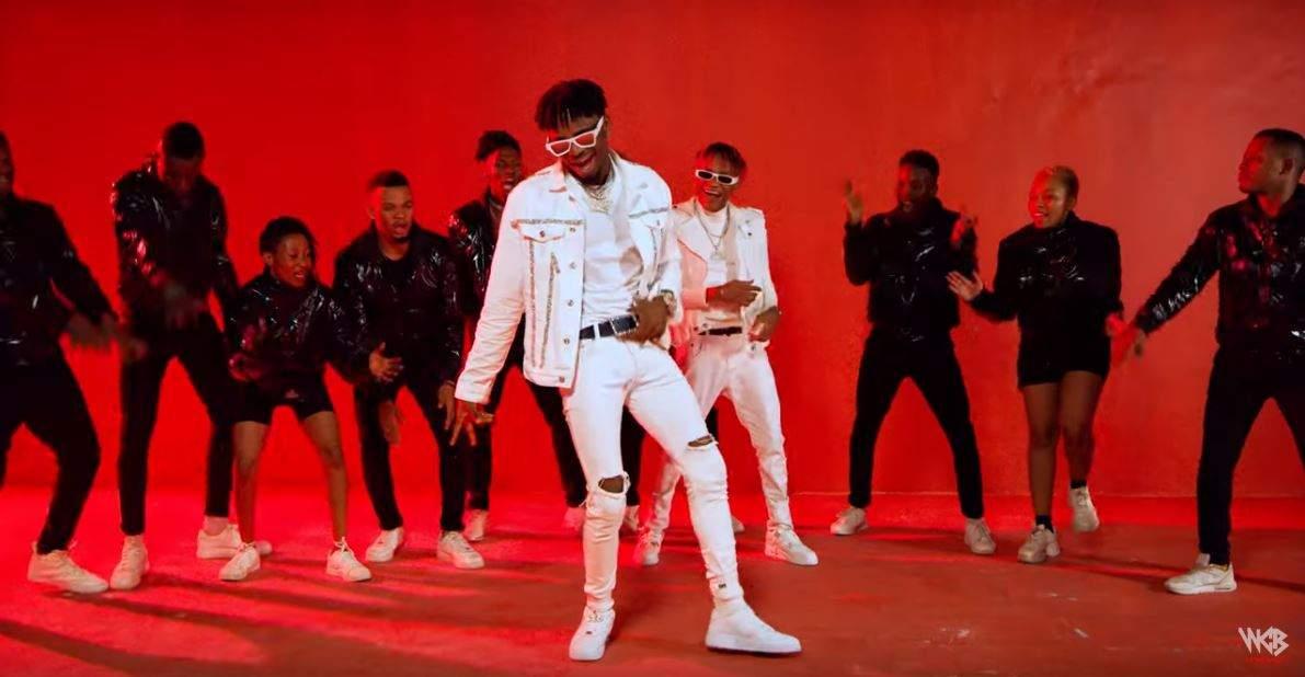 Innoss'B Ft Diamond Platnumz – Yope Remix comptabilise plus de 25 Millions de vues
