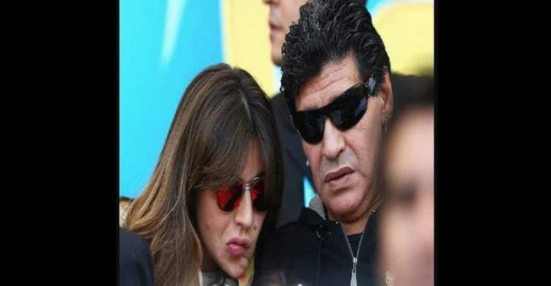 Diego Maradona: sa fille s'inquiète pour sa santé…Il lui répond sèchement!