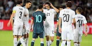 Lionel Messi et Edinson Cavani ont failli se battre pendant un match