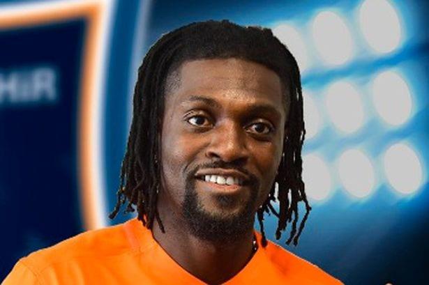 Football: Retour de Emmanuel Adébayor au FC Metz