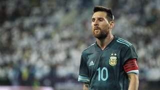 Amical : encore une victoire pour Lionel Messi