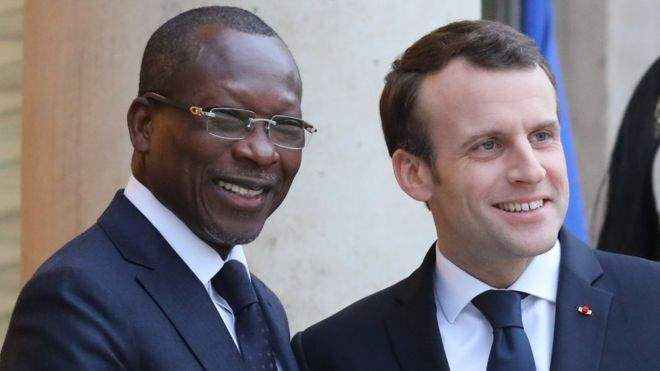 Franc CFA : Patrice Talon porte-voix de la France ?