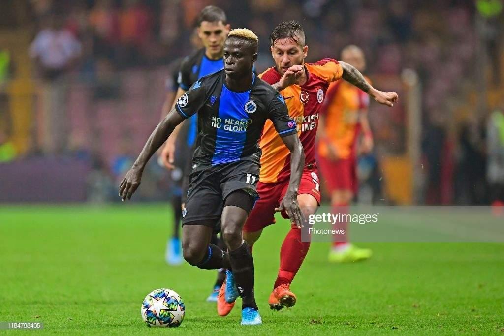 Galatasaray vs Club Brugge – Le magnifique but de Krepin Diatta