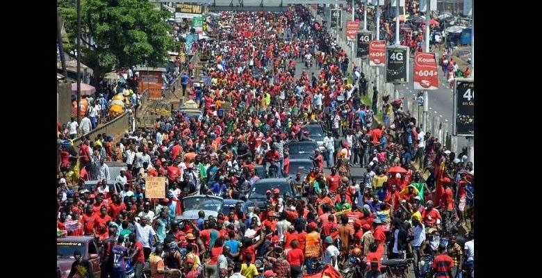 Guinée : trois nouvelles victimes lors d'une nouvelle manifestation contre un troisième Mandat pour Alpha Condé