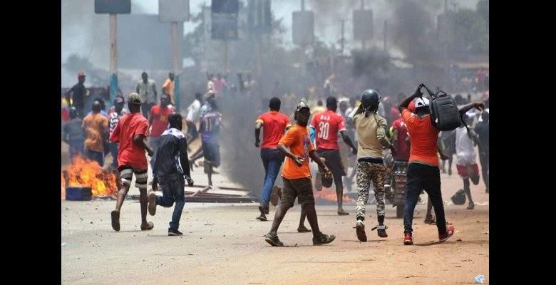 Guinée: 70 tués dans des manifestations contre le président Condé depuis 2015