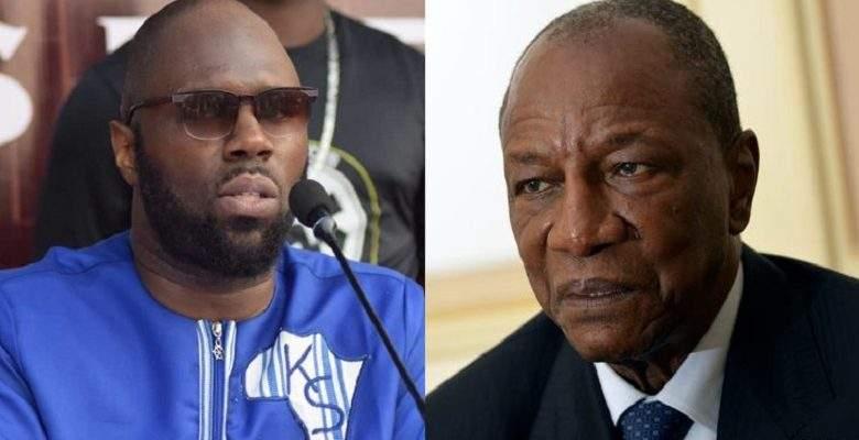 Guinée/Kémi Séba à Alpha Condé: » vous étiez un ESPOIR , vous êtes en train de devenir un CAUCHEMAR. »