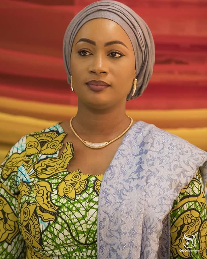 Samira Bawumia, la deuxieme dame du Ghana belle, stylée et surtout très intelligente