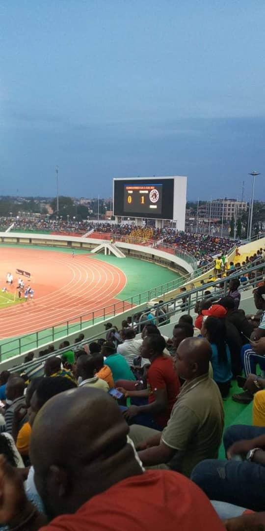 Le Togo s'incline à domicile face aux Îles Comores