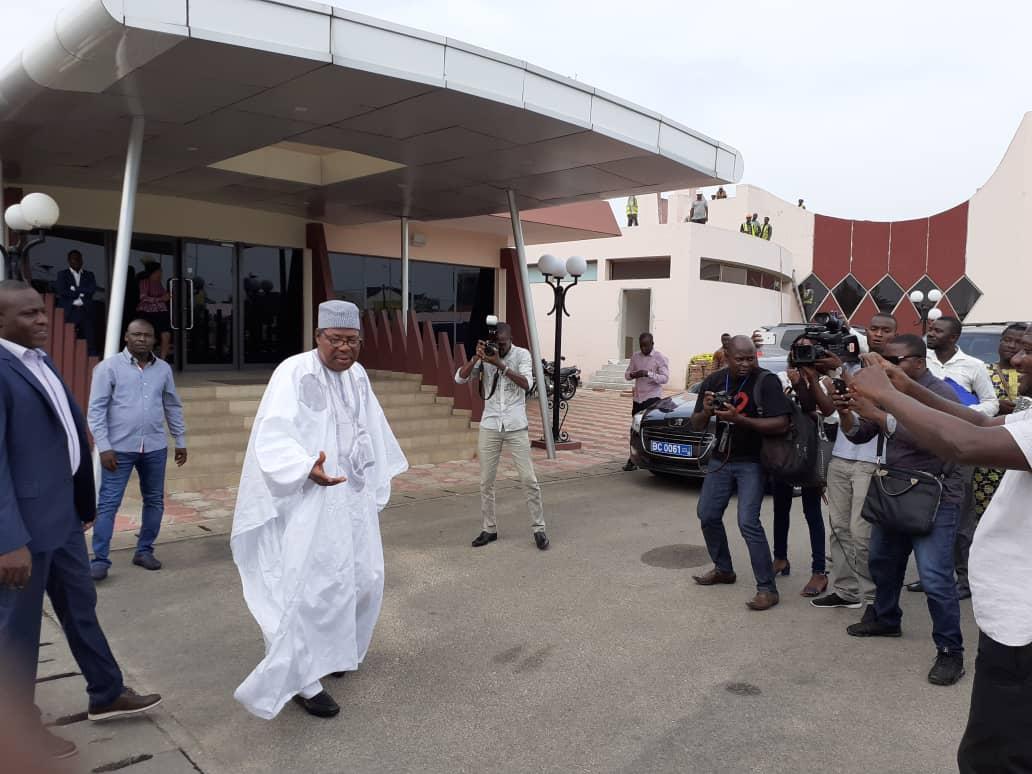 Bénin : L'ancien président Yayi Boni est de retour