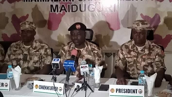 Nigeria: L'armée va poursuivre en justice 70 soldats impliqués dans la lutte contre Boko Haram