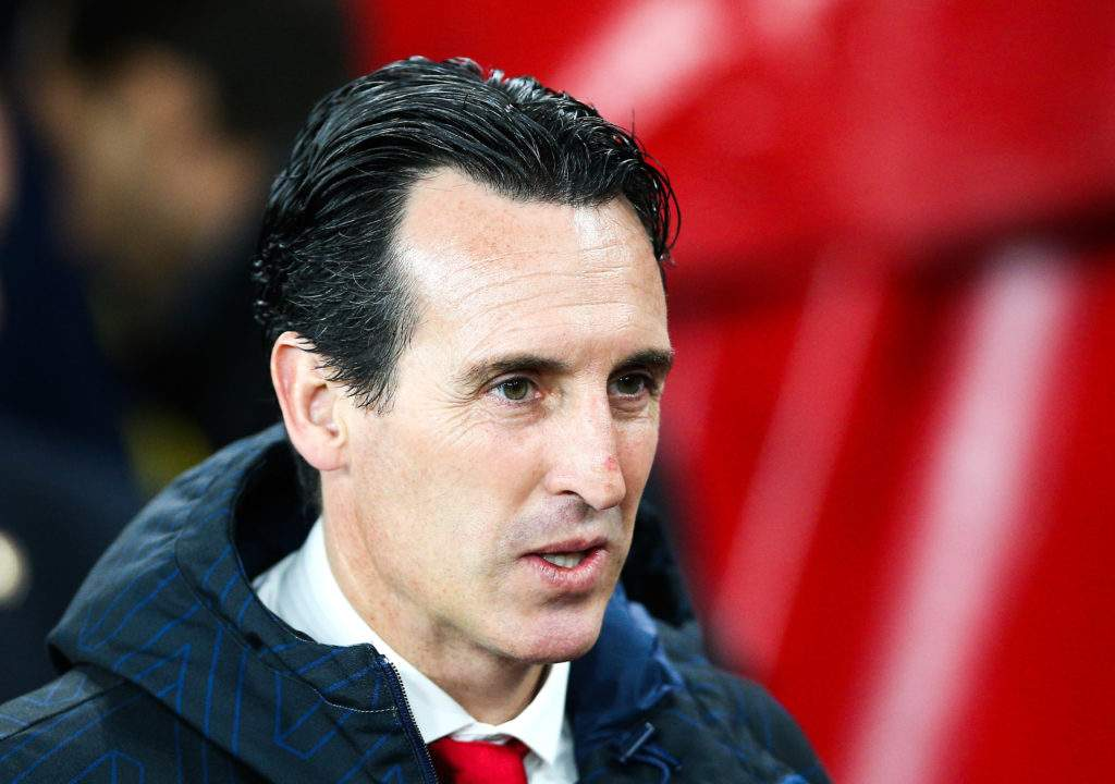 Football: Unai Emery viré de son poste d'entraîneur à Arsenal