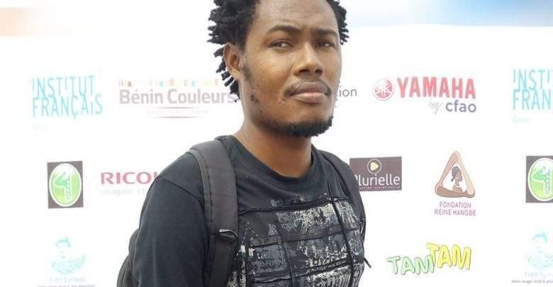 Jacob Djossou, fondateur de Aïdo 3D, un site consacré aux bandes dessinées et jeux vidéo